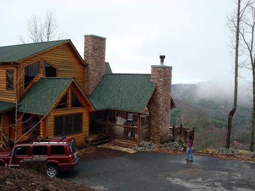 Cabin in Blue Ridge, Georgia