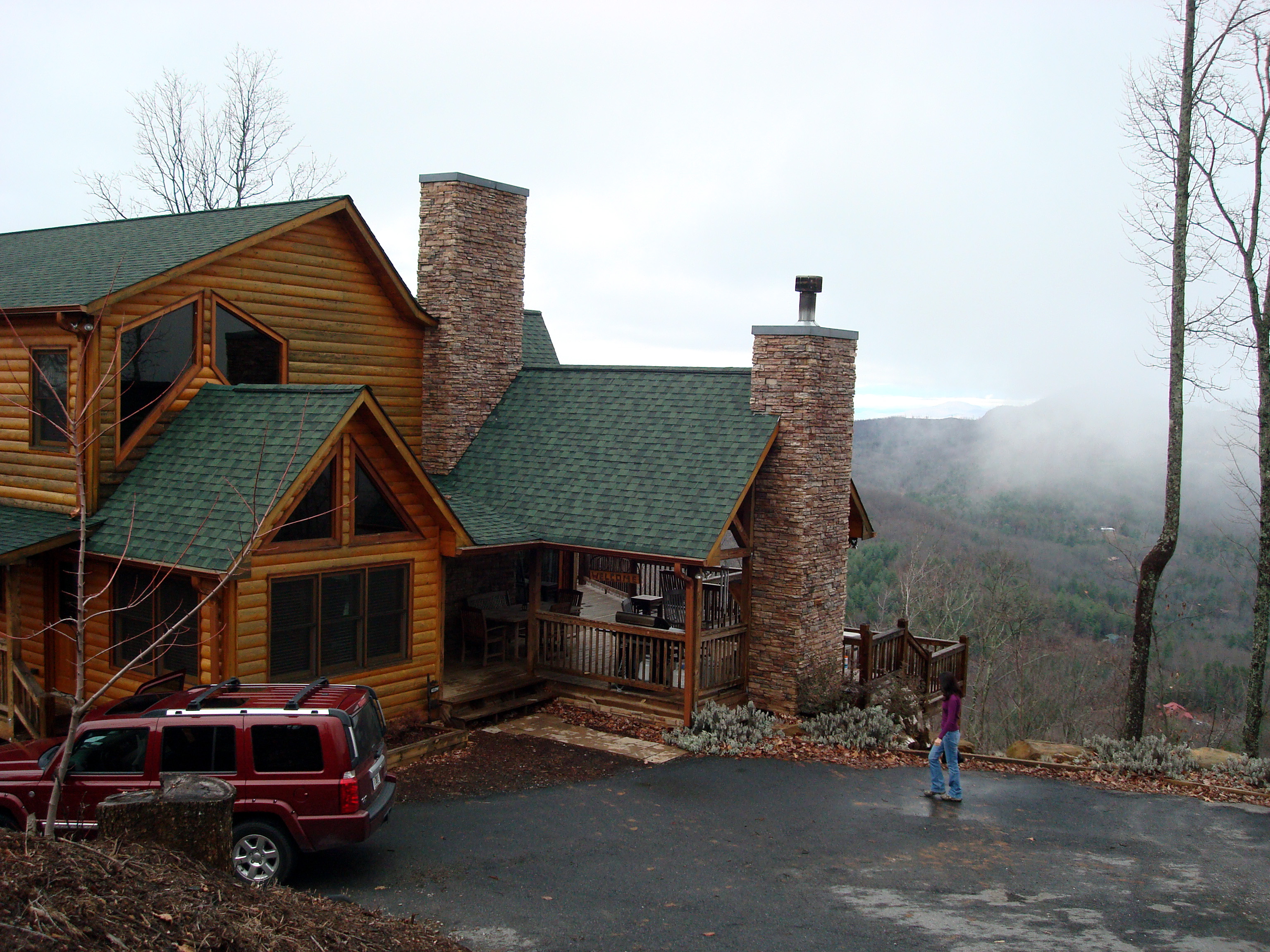 Blue Ridge Mountains Cabin Georgia