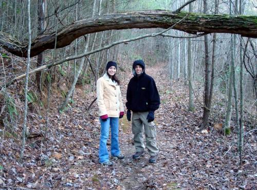 Long Branch Trail, Blue Ridge, Georgia